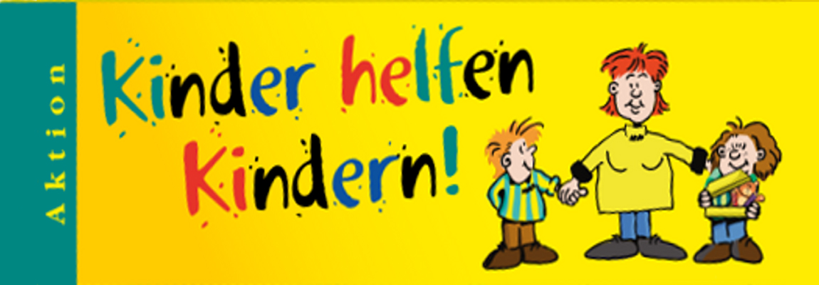 Aktion Kinder helfen Kinder
